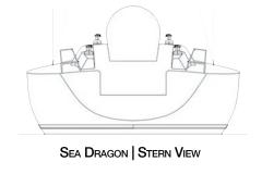 SD Stern view