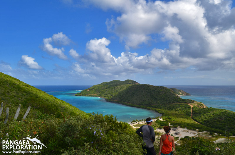hiking in the british virgin islands